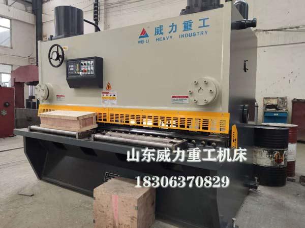 qc11y-25x2500液压闸式剪板机